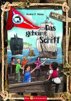 Die Küstenwölfe 3 – Das geheime Schiff