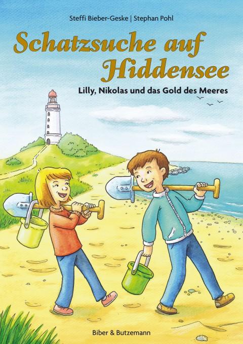 Schatzsuche auf Hiddensee – Lilly, Nikolas und das Gold des Meeres