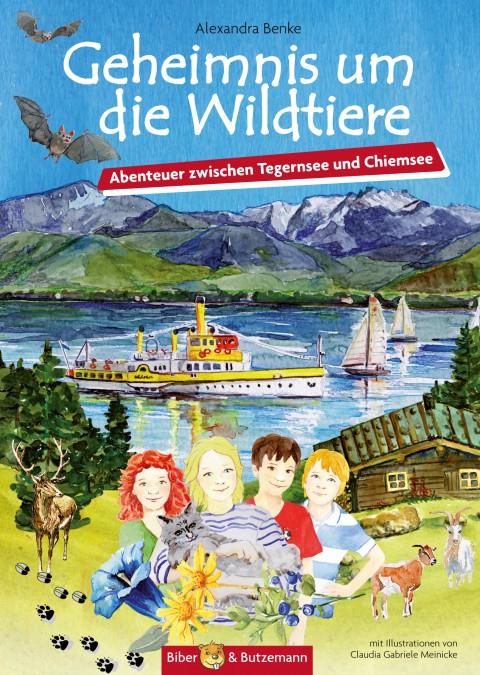Geheimnis um die Wildtiere - Abenteuer zwischen Tegernsee und Chiemsee
