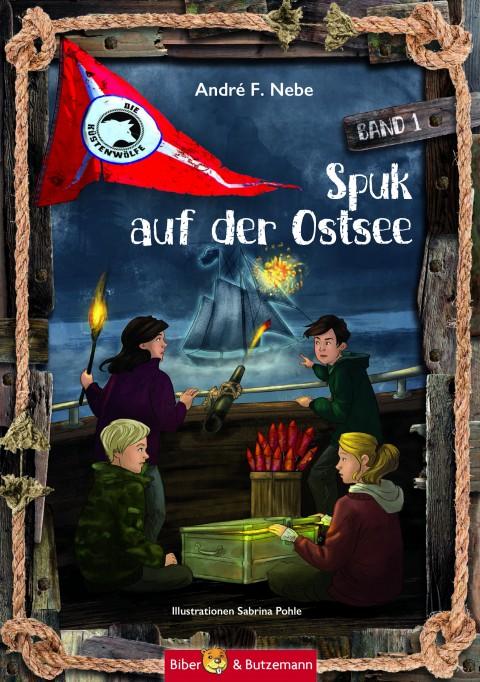 Die Küstenwölfe, Band 1: Spuk auf der Ostsee