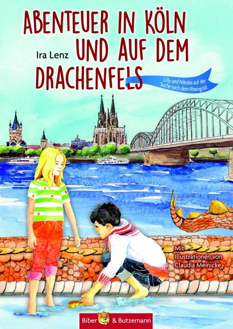 Abenteuer in Köln und auf dem Drachenfels – Lilly und Nikolas auf der Suche nach dem Rheingold