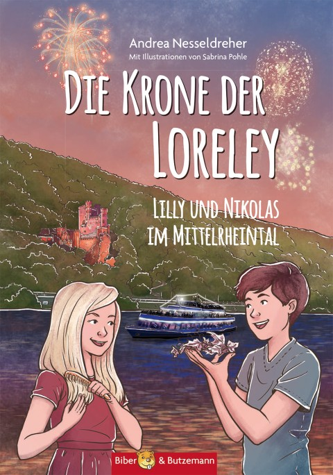Die Krone der Loreley - Lilly und Nikolas im Mittelrheintal