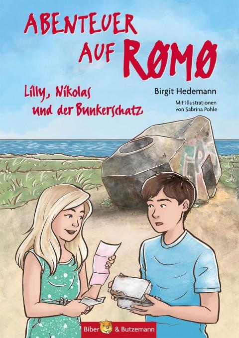 Abenteuer auf Rømø - Lilly, Nikolas und der Bunkerschatz