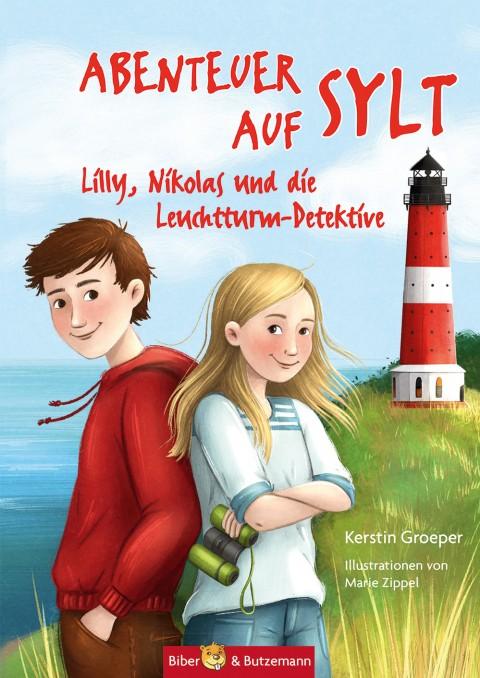 Abenteuer auf Sylt - Lilly, Nikolas und die Leuchtturmdetektive