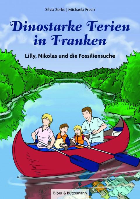 Dinostarke Ferien in Franken – Lilly, Nikolas und die Fossiliensuche